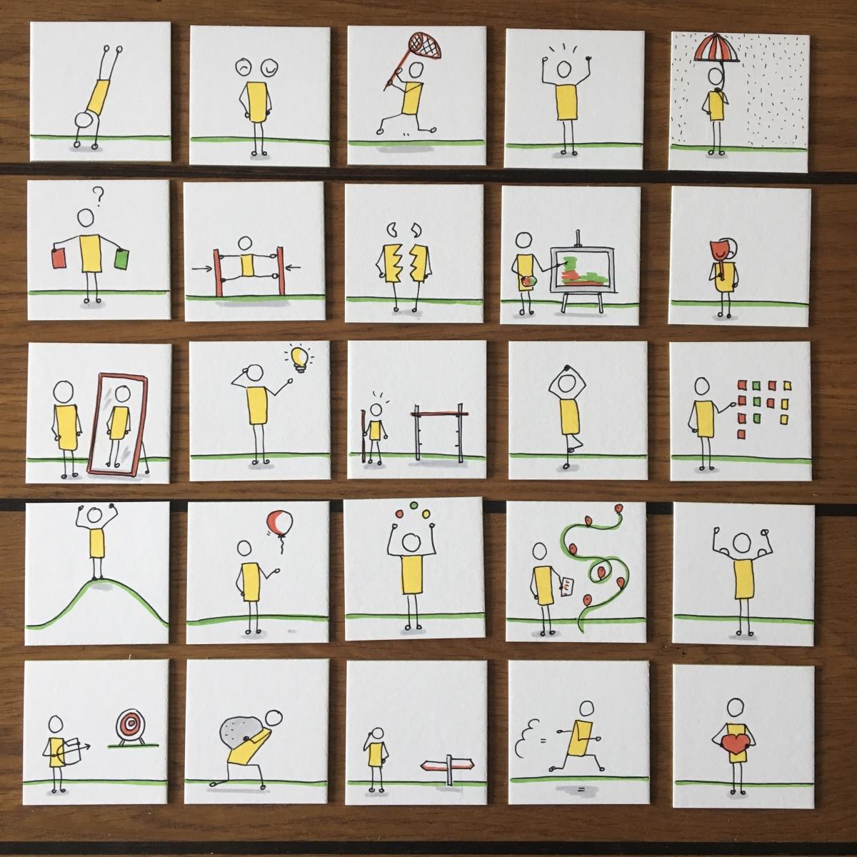Coachingskaarten Individueel