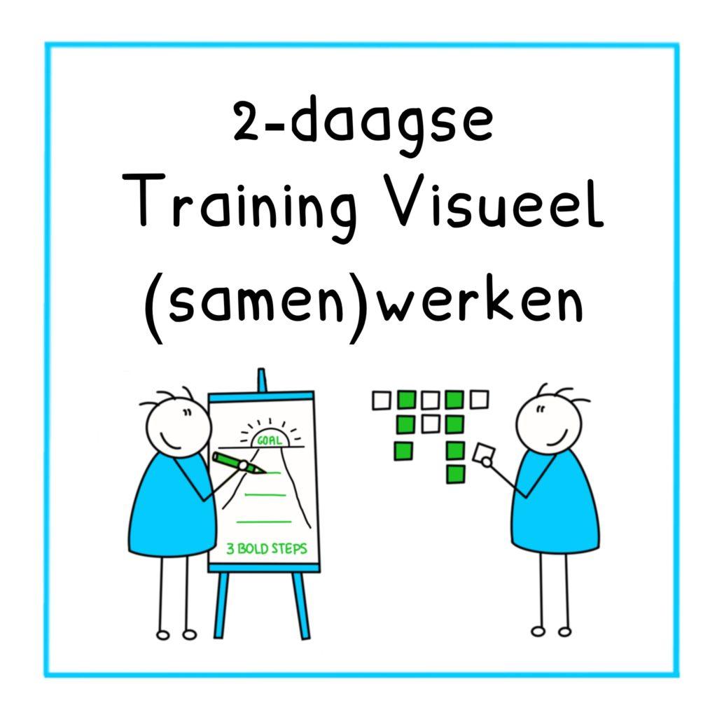Training Visueel samenwerken met Zakelijk Tekenen