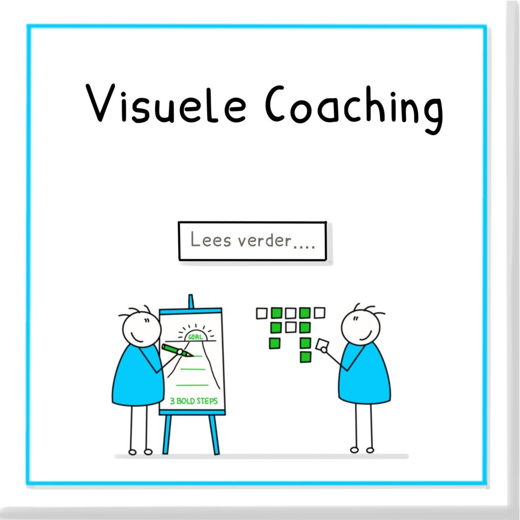 Visuele coaching, coachtraject