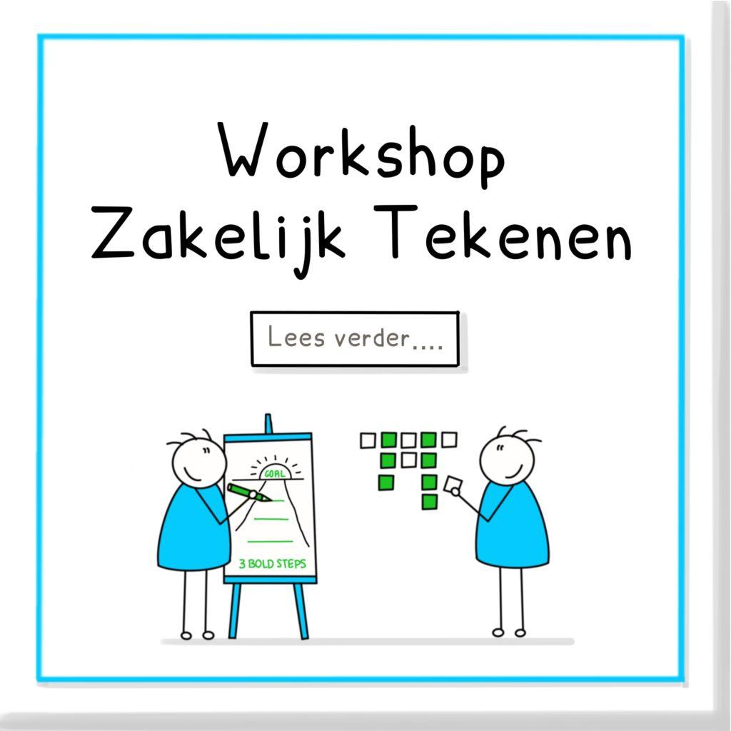 Workshop zakelijk tekenen