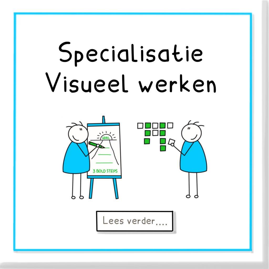 Specialisatie visueel werken